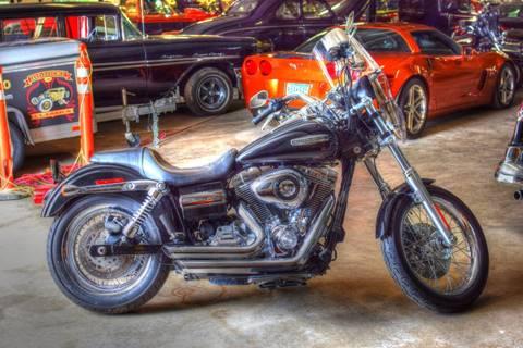 2009 Harley-Davidson Super Glide Custom