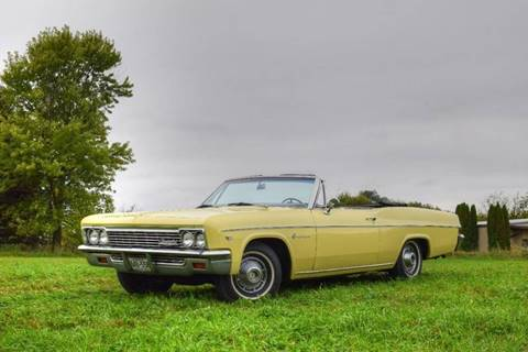 1966 Chevrolet Impala for sale in Watertown, MN