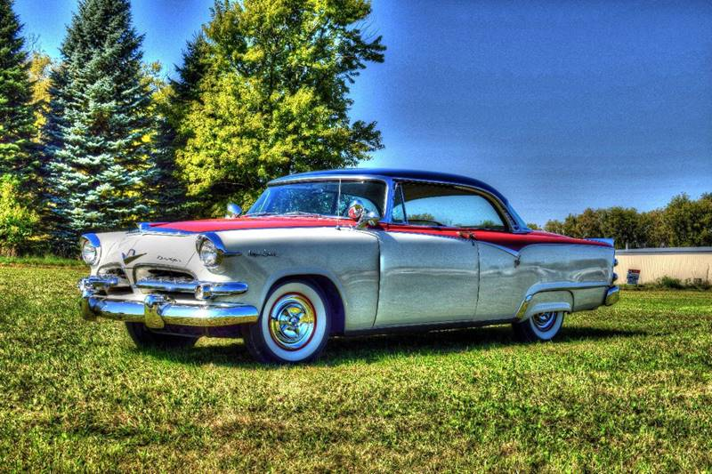 1955 Dodge Lancer Cuostom Royal HEMI - Watertown MN