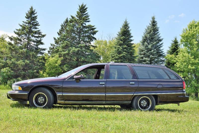 1994 Chevrolet Caprice 4dr Wagon - Watertown MN