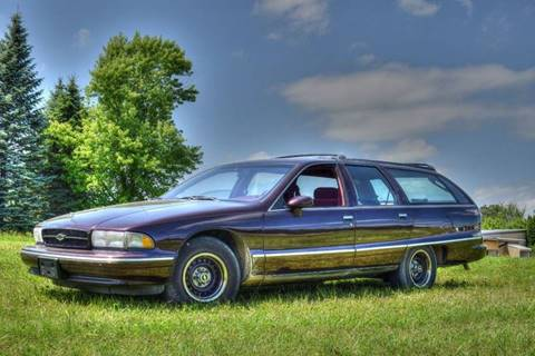 1994 Chevrolet Caprice for sale in Watertown, MN