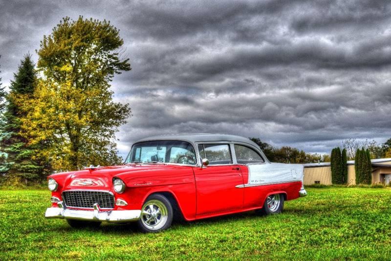 1955 Chevrolet Bel Air  - Watertown MN