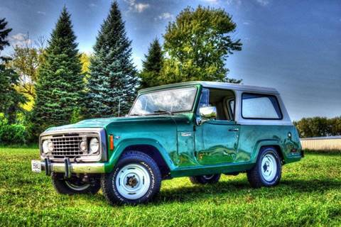 1973 Jeep Commander