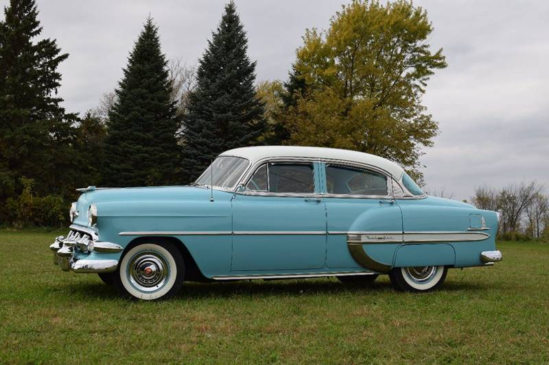 1954 Chevrolet Bel Air 4 Door - Watertown MN