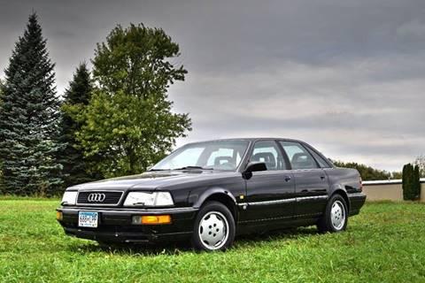 1990 Audi Allroad Quattro