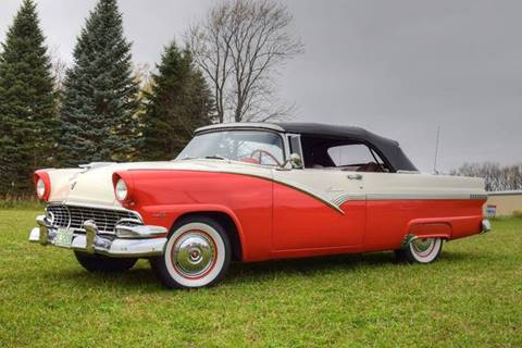 1956 Ford Sunliner for sale in Watertown, MN