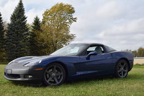 2005 Chevrolet Corvette for sale in Watertown, MN