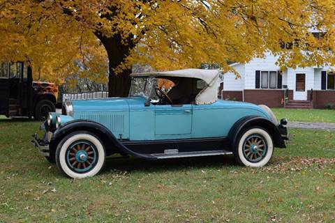 1927 Chrylser Roadster