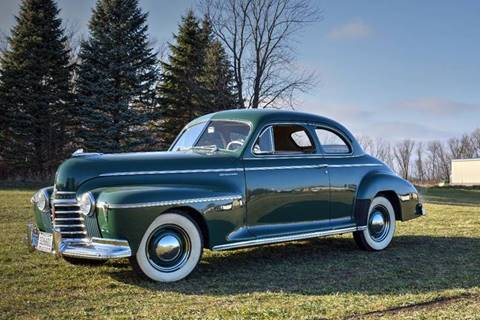 1941 Oldsmobile Buisness Coupe