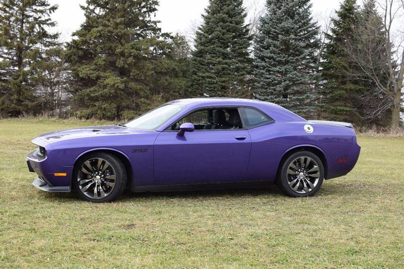2013 Dodge Challenger SRT8 Core 2dr Coupe - Watertown MN