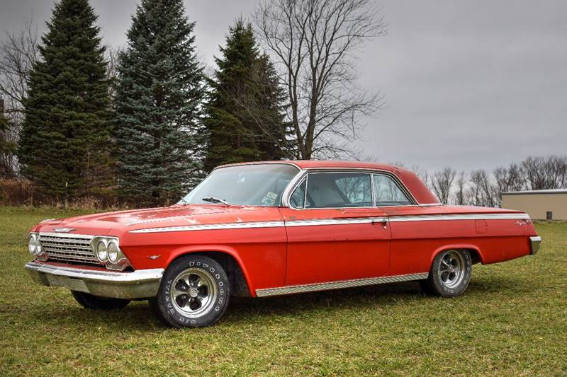 1962 Chevrolet Impala SS - Watertown MN