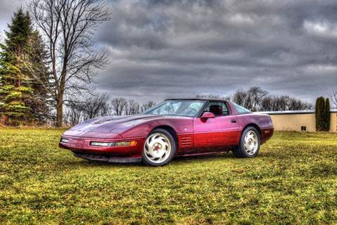 1993 Chevrolet Corvette for sale in Watertown, MN