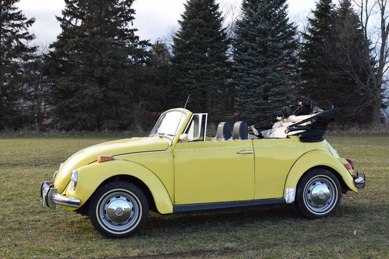 1971 Volkswagen Beetle Convertible  - Watertown MN