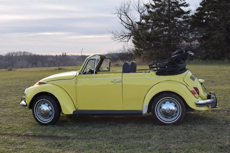 1971 Volkswagen Beetle Convertible  - Watertown MN