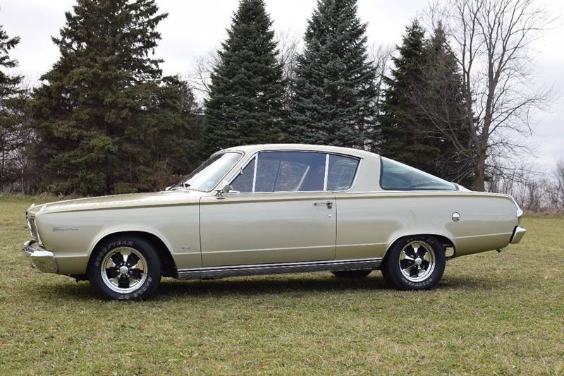 1966 Plymouth Barracuda  - Watertown MN