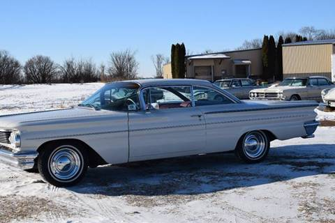 1960 Pontiac Catalina for sale in Watertown, MN
