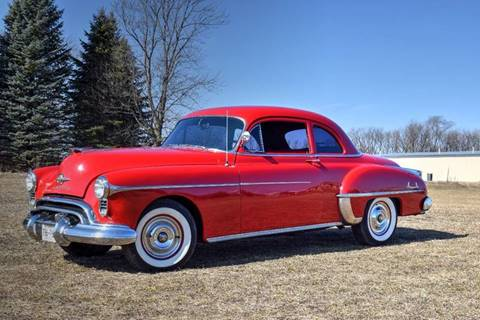 1950 Oldsmobile Club Coupe
