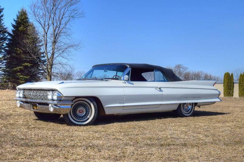 1961 Cadillac Fleetwood Convertible - Watertown MN