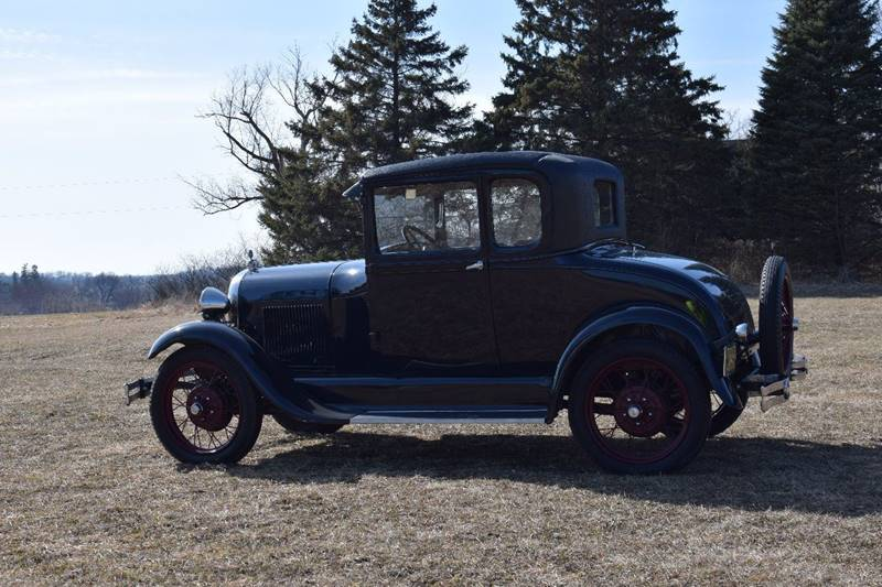 1928 Ford Model A Coupe - Watertown MN