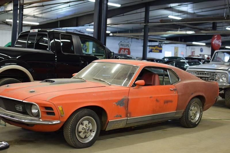 1970 Ford Mustang Mach 1 - Watertown MN
