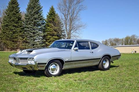 1970 Oldsmobile Cutlass for sale in Watertown, MN