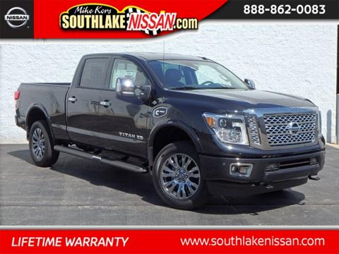 2017 Nissan Titan XD for sale in Merillville, IN