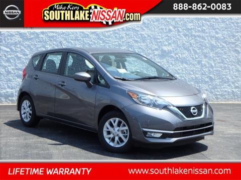 2017 Nissan Versa Note for sale in Merillville, IN