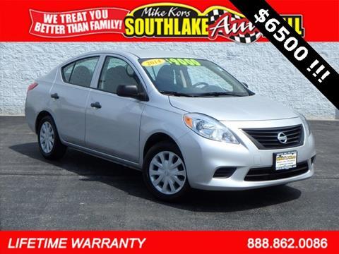 2014 Nissan Versa for sale in Merillville, IN