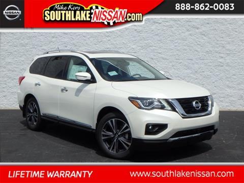 2017 Nissan Pathfinder for sale in Merillville, IN