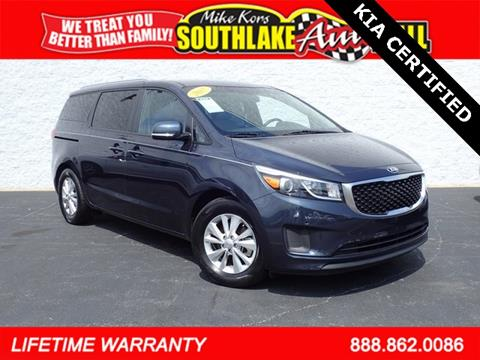 2017 Kia Sedona for sale in Merillville, IN