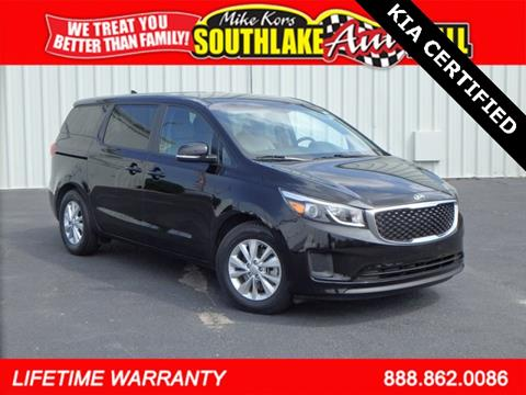 2017 Kia Sedona for sale in Merillville IN