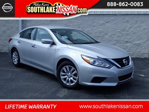 2017 Nissan Altima for sale in Merillville, IN