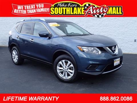 2014 Nissan Rogue for sale in Merillville, IN