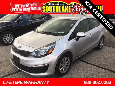 2016 Kia Rio for sale in Merillville IN
