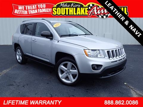 2011 Jeep Compass for sale in Merillville IN