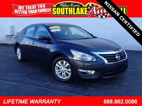2015 Nissan Altima for sale in Merillville IN