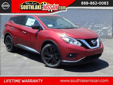2017 Nissan Murano for sale in Merillville, IN