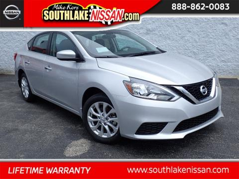 2017 Nissan Sentra for sale in Merillville IN