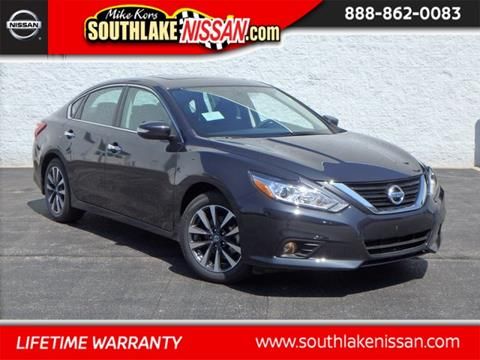 2017 Nissan Altima for sale in Merillville IN