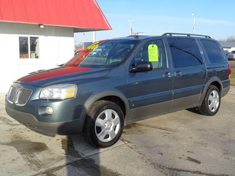 2006 Pontiac Montana SV6 for sale in Standish, MI