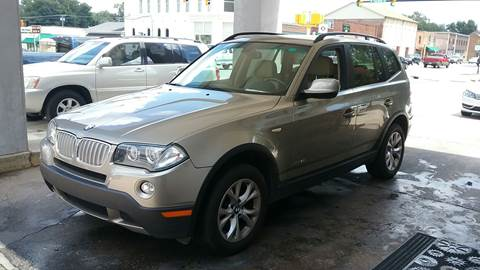 2010 BMW X3 for sale at ROBINSON AUTO BROKERS in Dallas NC