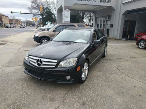 2010 Mercedes-Benz C-Class for sale in Dallas, NC