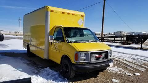 2000 GMC Savana Passenger for sale in Buffalo, WY