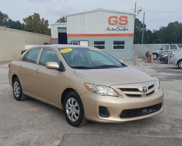 Gs Auto Center >> 2013 Toyota Corolla L In Orlando Fl G S Auto Center