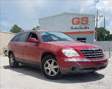 2007 Chrysler Pacifica for sale at G S Auto Center in Orlando FL