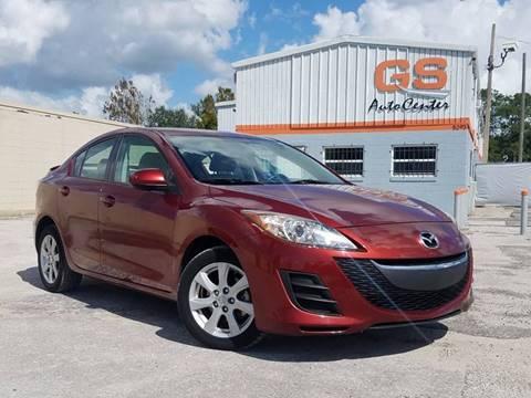 2010 Mazda MAZDA3 for sale at G S Auto Center in Orlando FL