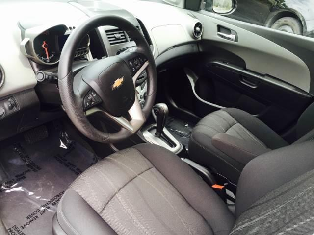 2015 Chevrolet Sonic LT Auto 4dr Hatchback - Daytona Beach FL