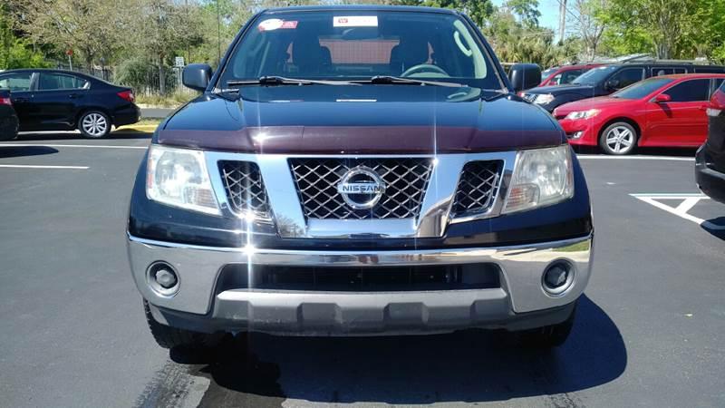 2010 Nissan Frontier 4x2 SE V6 4dr Crew Cab SWB Pickup 5A - Daytona Beach FL