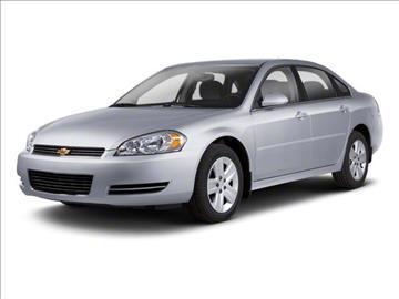 2012 Chevrolet Impala for sale in Yuma, AZ