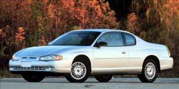 2001 Chevrolet Monte Carlo for sale in Yuma, AZ